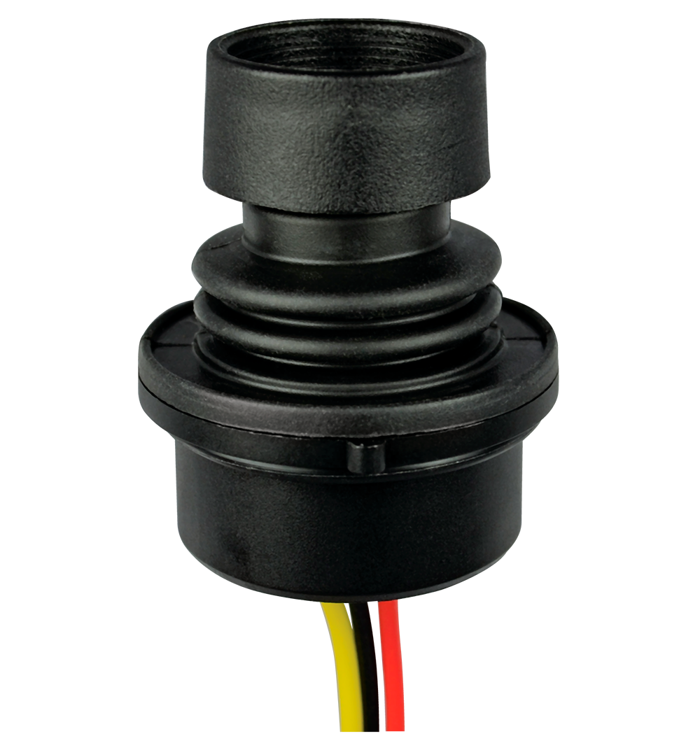 Supplier of Large Industrial Hall Effect Joystick - OTTO